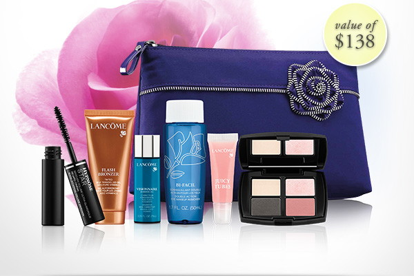 Lancome Canada GWP March 2015