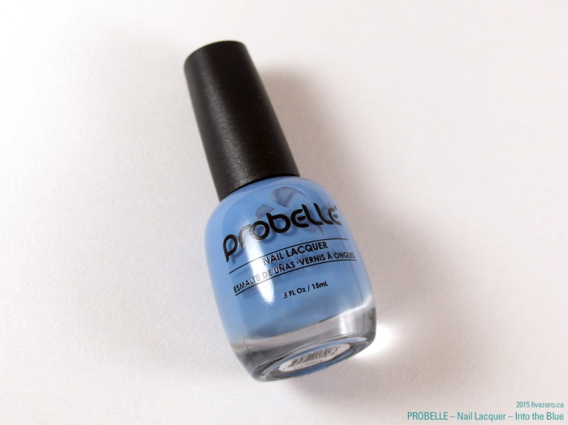 Probelle Nail Lacquer in Into the Blue