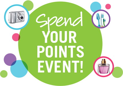 Shoppers Drug Mart Spend Your Points Event