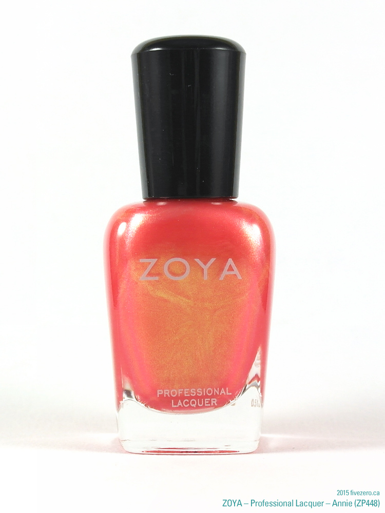 Zoya Professional Lacquer in Annie