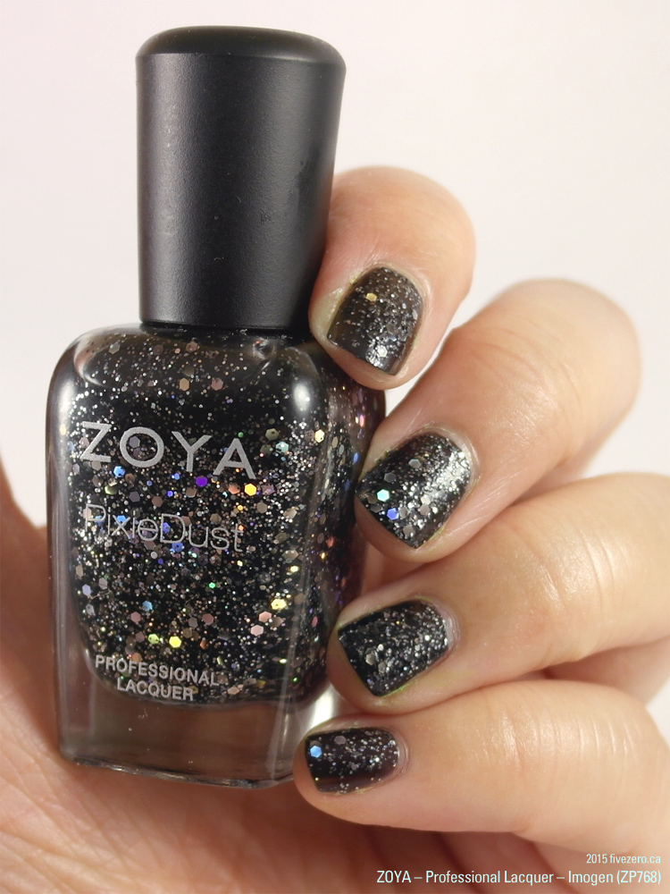 Zoya Professional Lacquer, PixieDust in Imogen, swatch