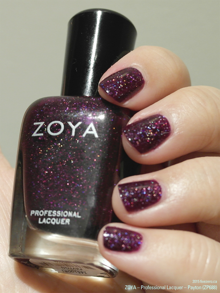Zoya Professional Lacquer in Payton, swatch