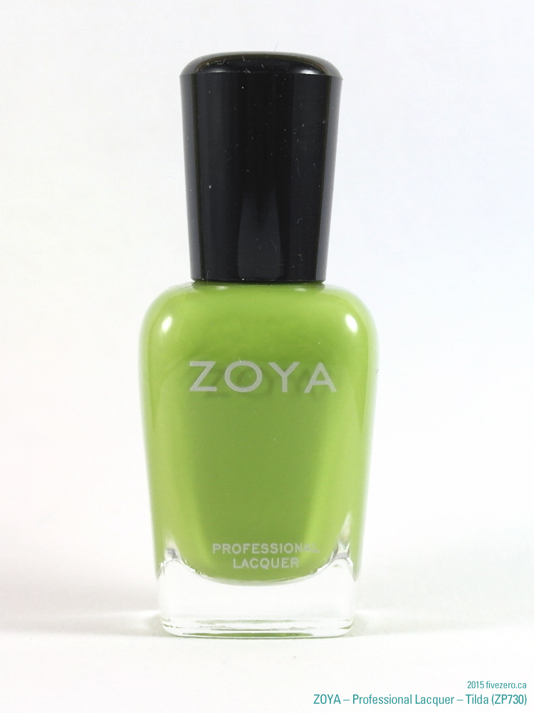 Zoya Professional Lacquer in Tilda