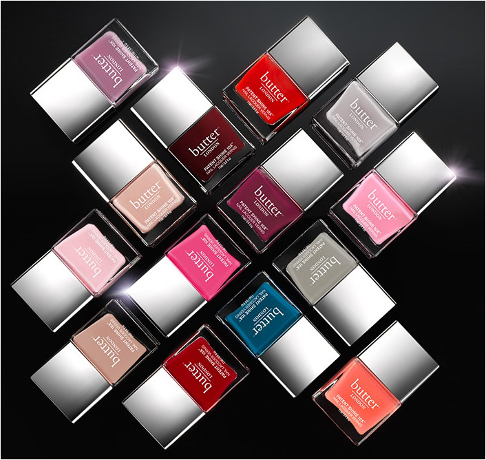 butter LONDON Launches Patent Shine 10X Nail Lacquer with 14 New Shades