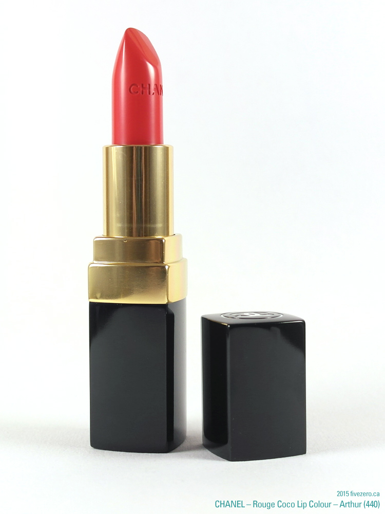 Chanel Rouge Coco Lip Colour in Arthur
