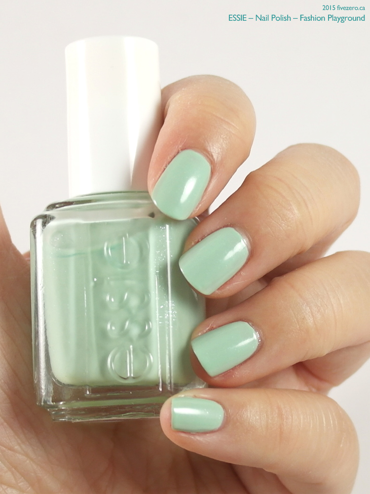 Essie Nail Polish in Fashion Playground, swatch