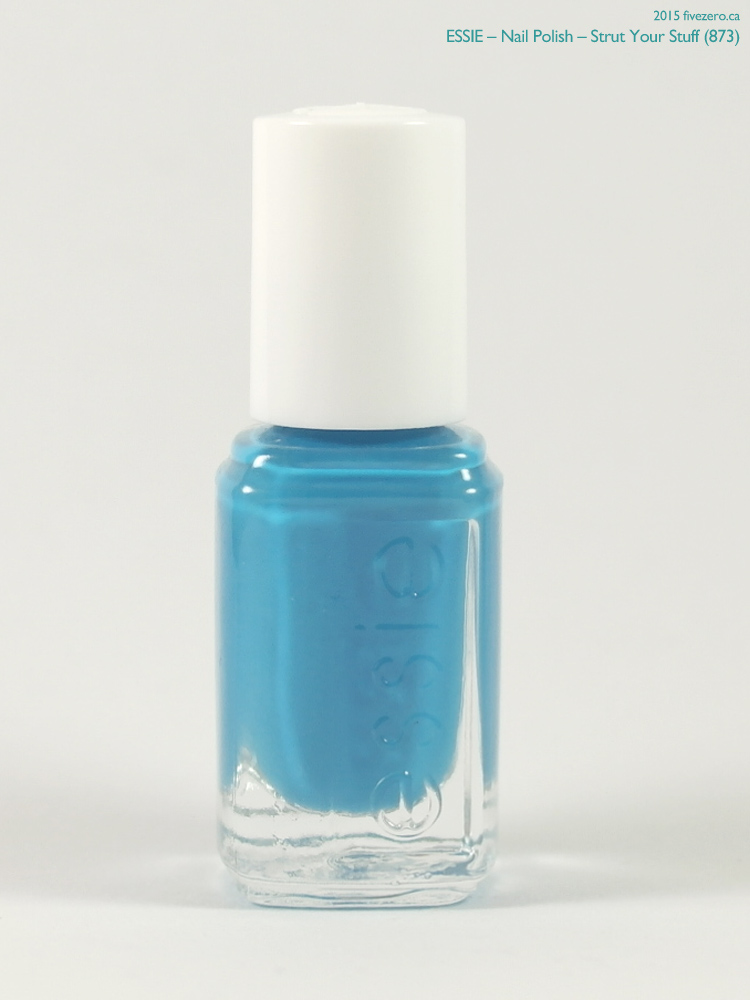 Essie Nail Polish (mini) in Strut Your Stuff