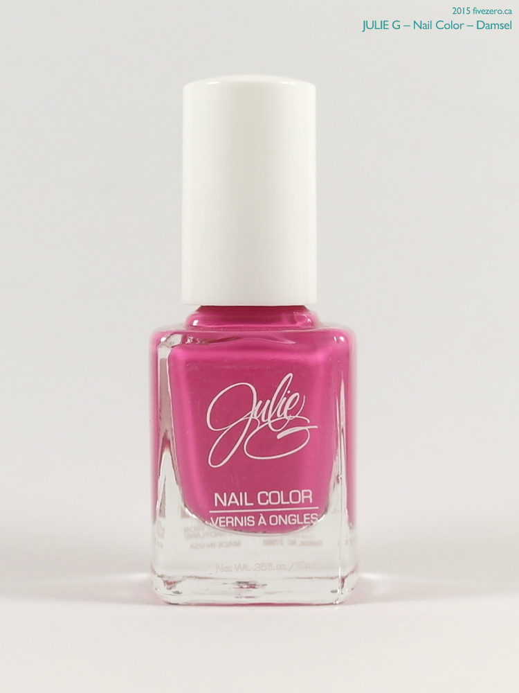 Julie G Nail Color in Damsel