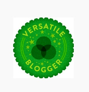 Versatile Blogger Blog Award