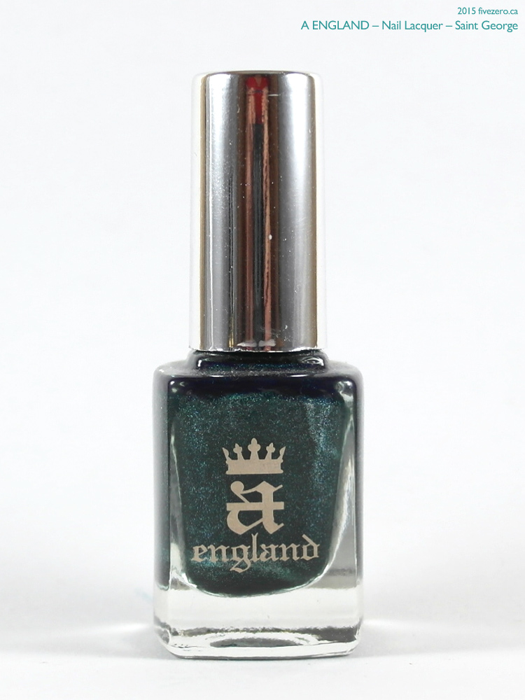 A-England Nail Lacquer in Saint George