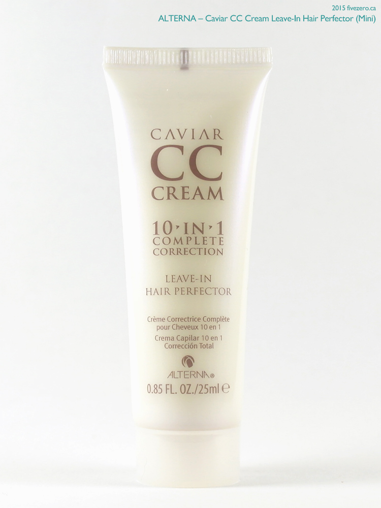 Alterna Caviar CC Cream Leave-In Hair Perfector (Mini)