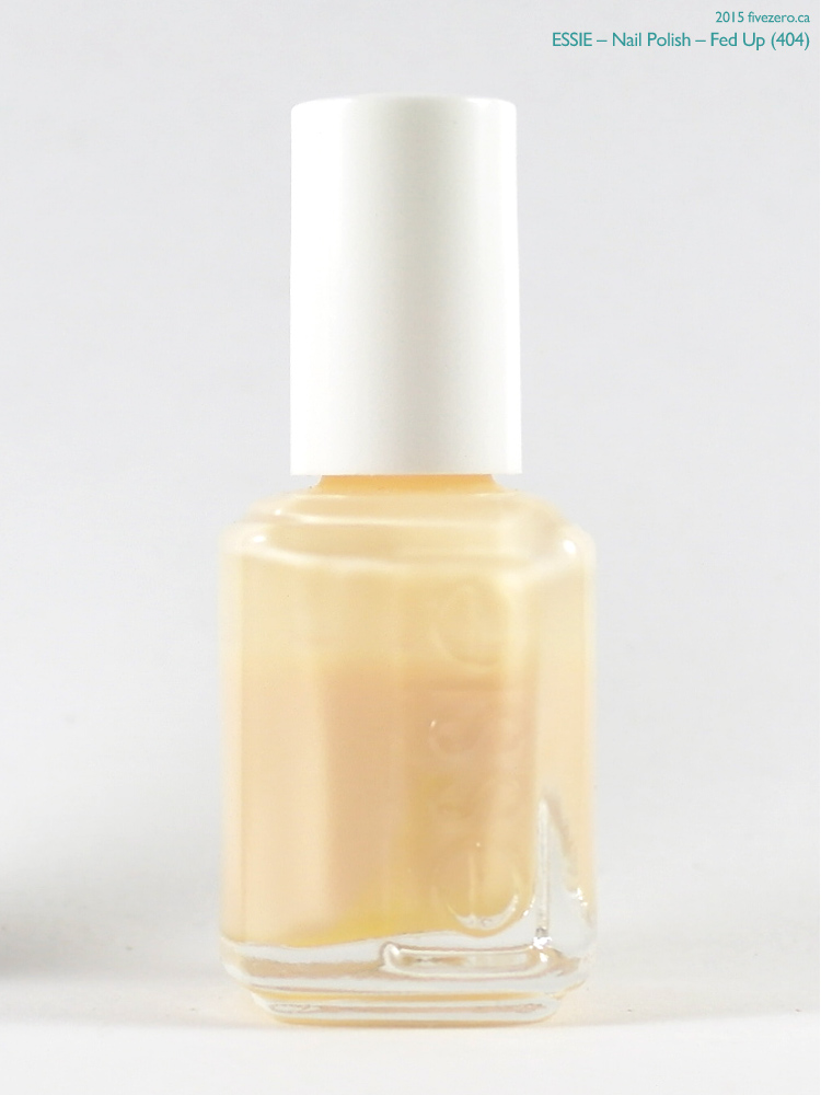 Essie Nail Polish in Fed Up