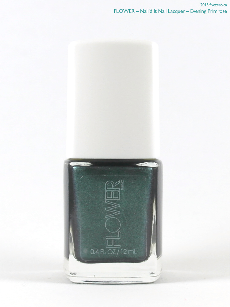 Flower Nail'd It Nail Lacquer in Evening Primrose