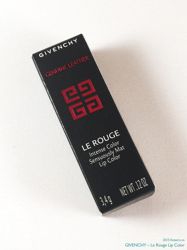 Givenchy Le Rouge Lip Color