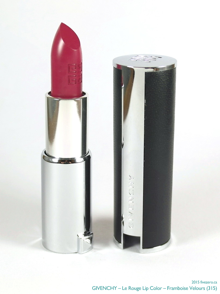 Givenchy Le Rouge Lip Color in Framboise Velours