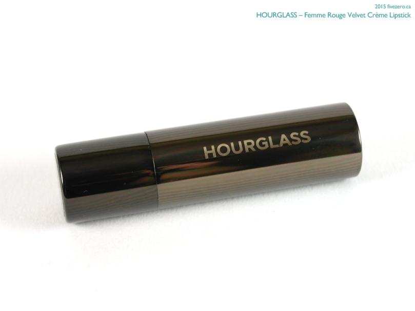 Hourglass Femme Rouge Velvet Crème Lipstick