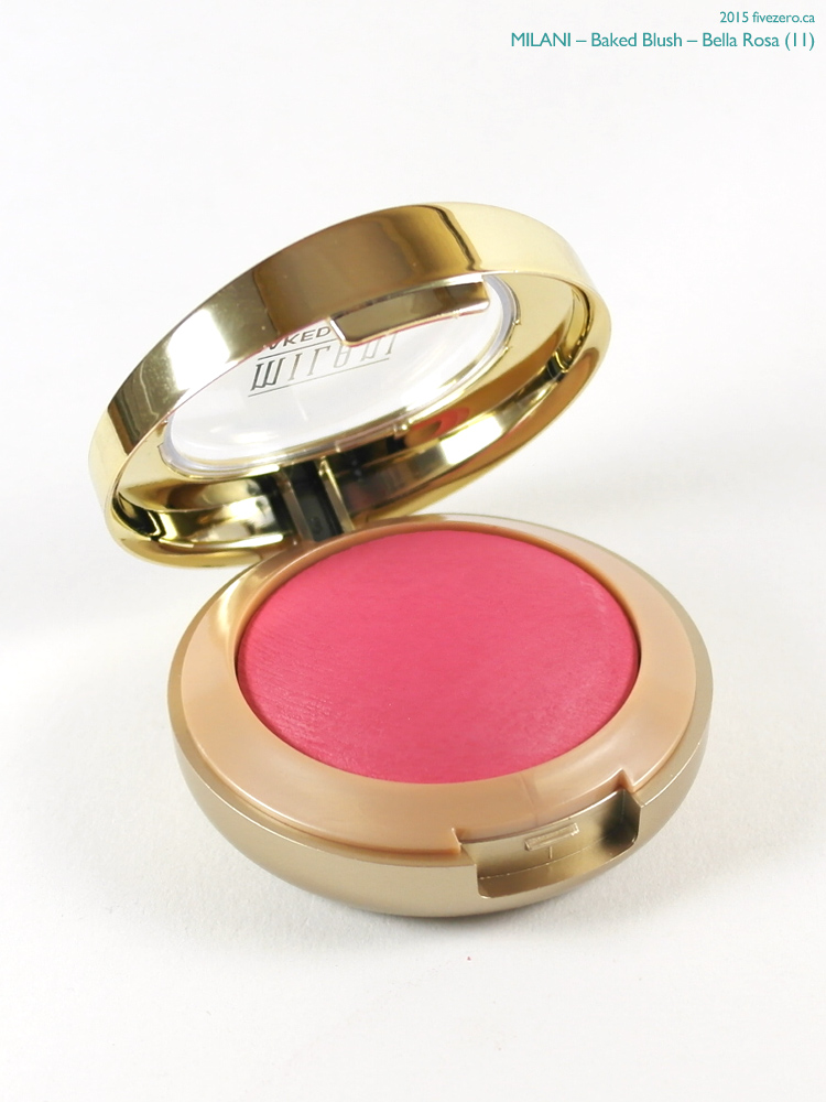 Milani Baked Blush in Bella Rosa