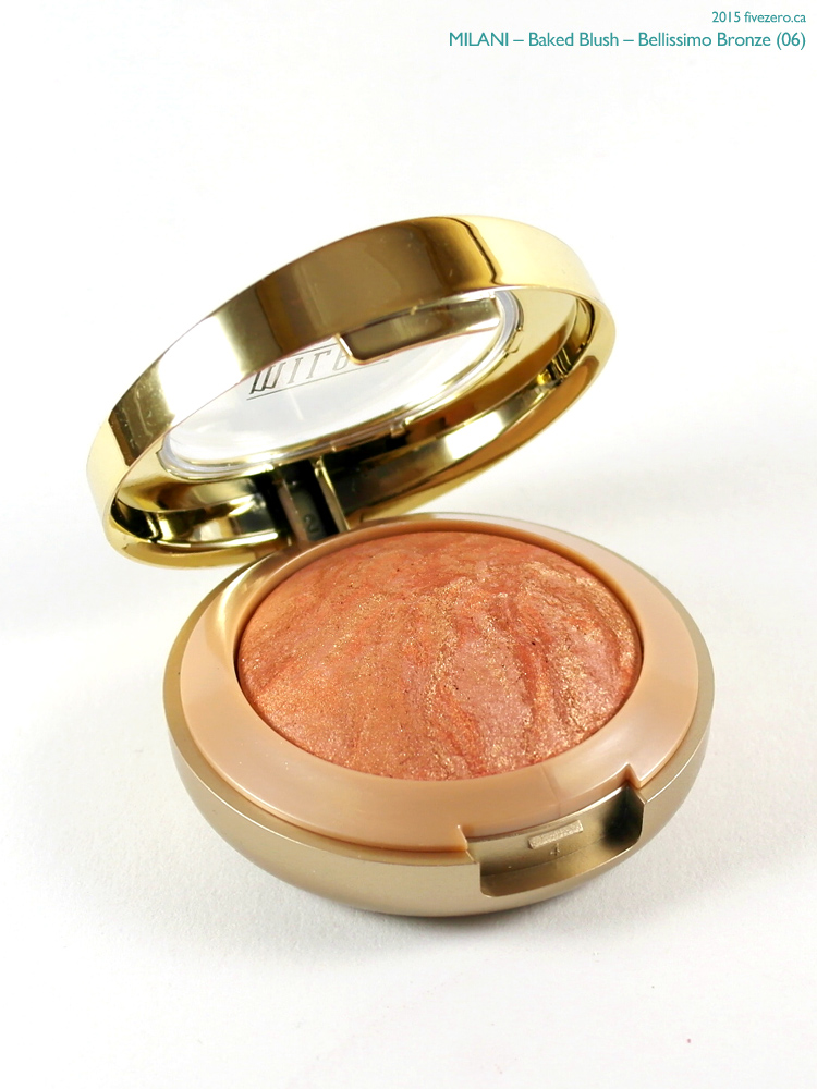 Milani Baked Blush in Bellissimo Bronze