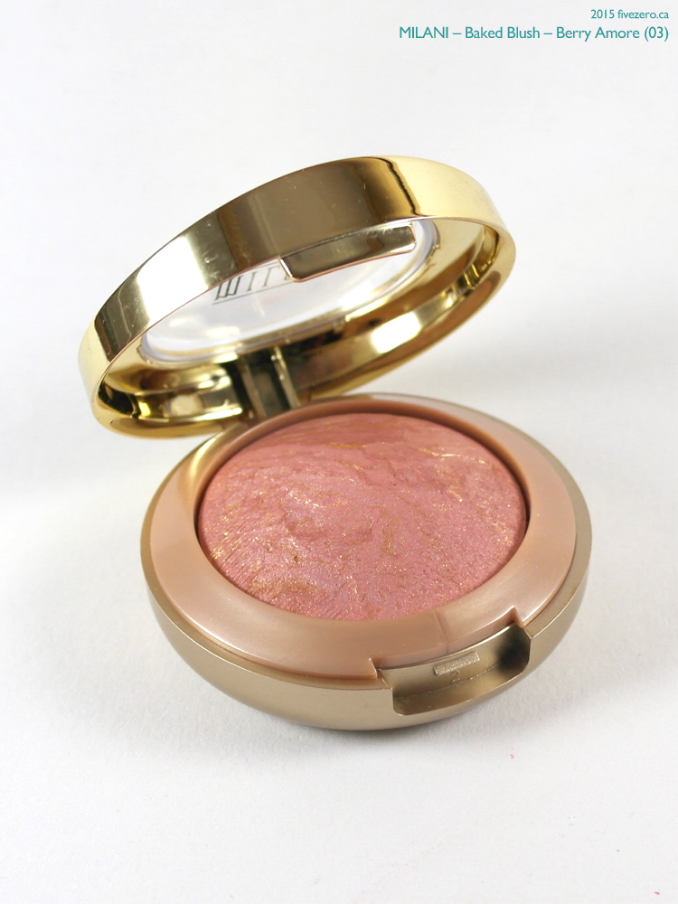 Milani Baked Blush in Berry Amore