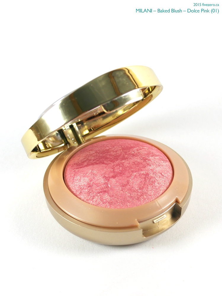 Milani Baked Blush in Dolce Pink