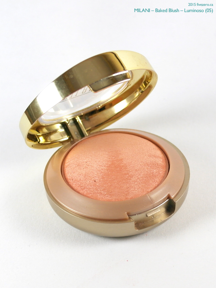 Milani Baked Blush in Luminoso
