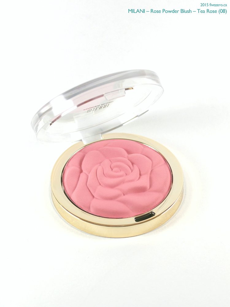 Milani Rose Powder Blush in Tea Rose