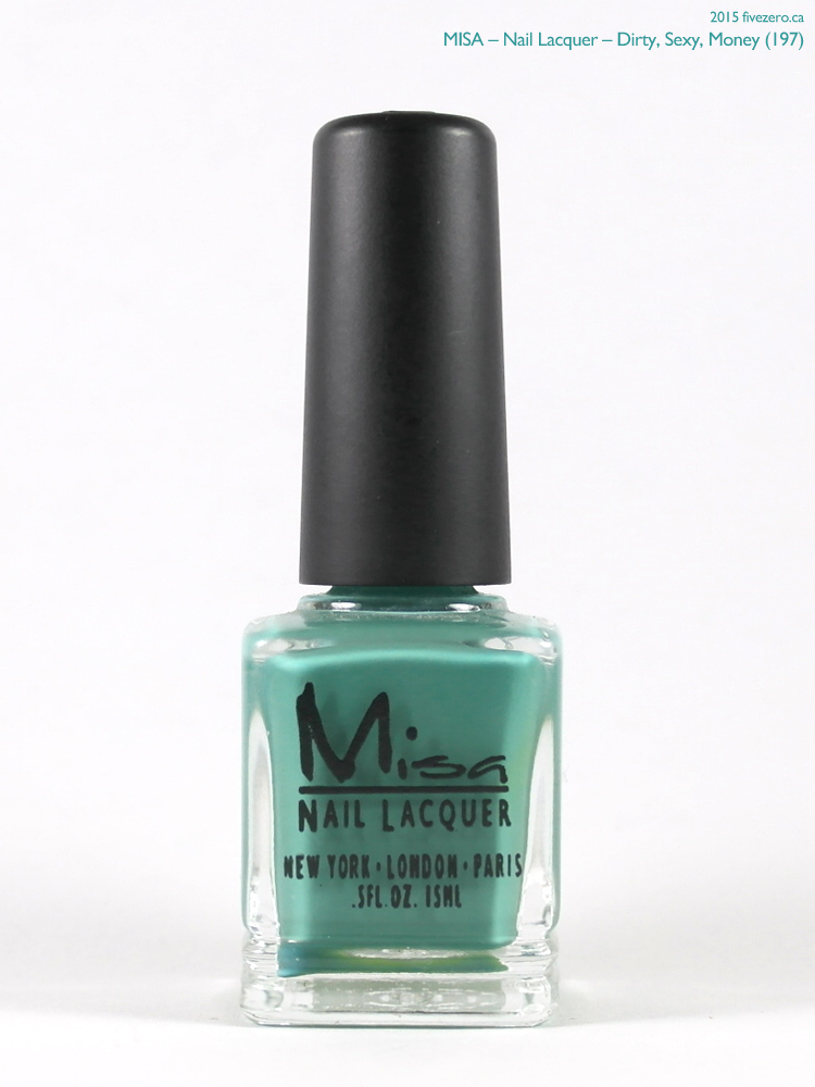 Misa Nail Lacquer in Dirty, Sexy, Money