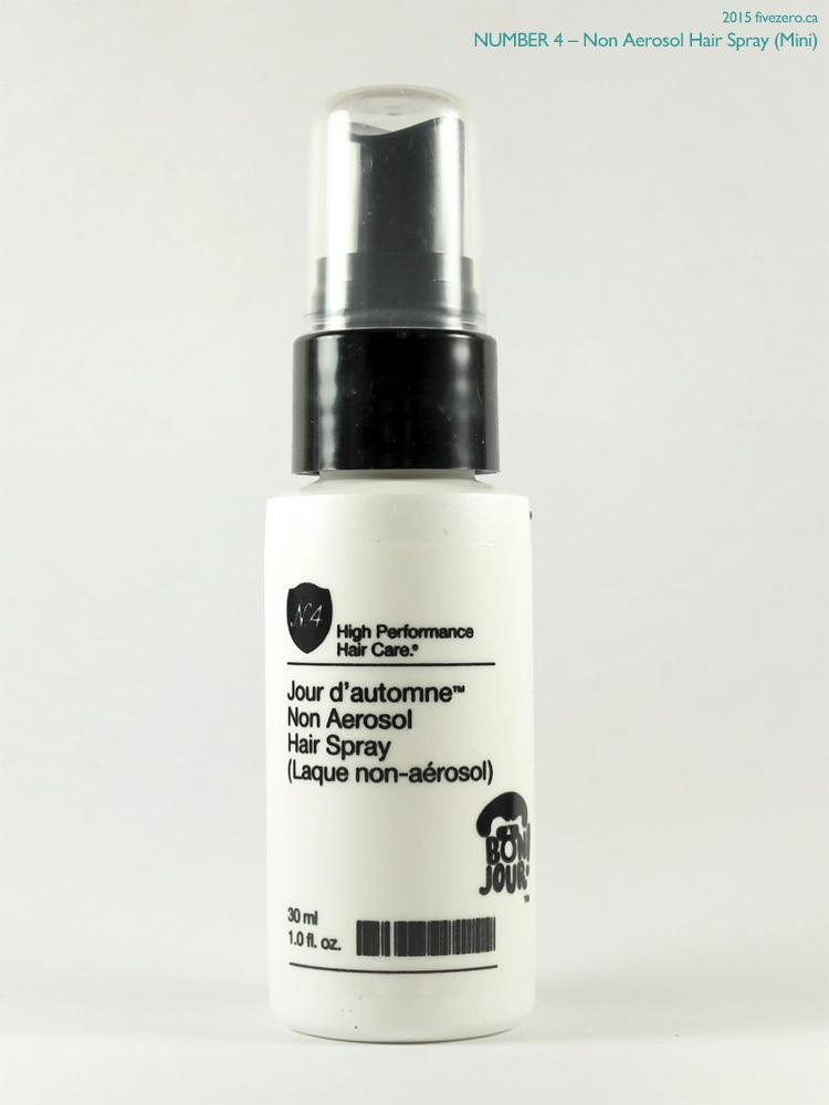 Number 4 Non Aerosol Hair Spray (Mini)