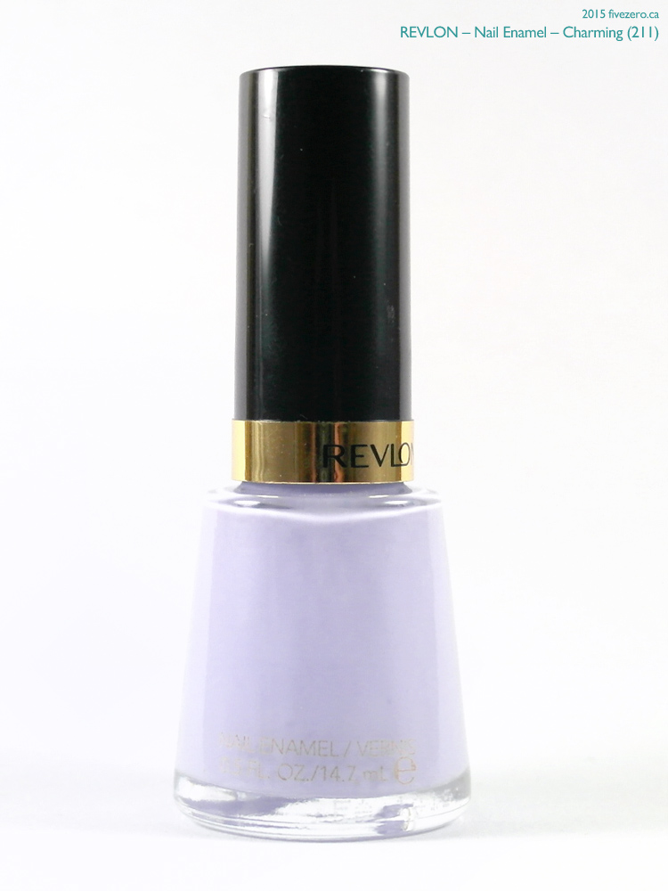 Revlon Nail Enamel in Charming