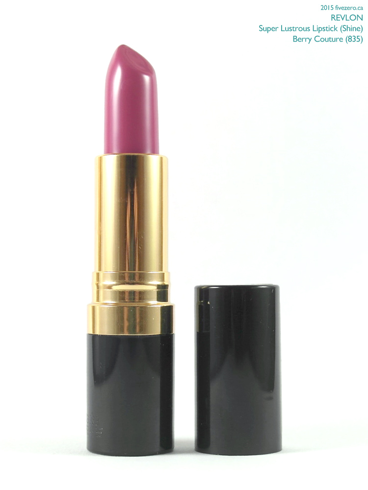 Revlon Super Lustrous Lipstick in Berry Couture