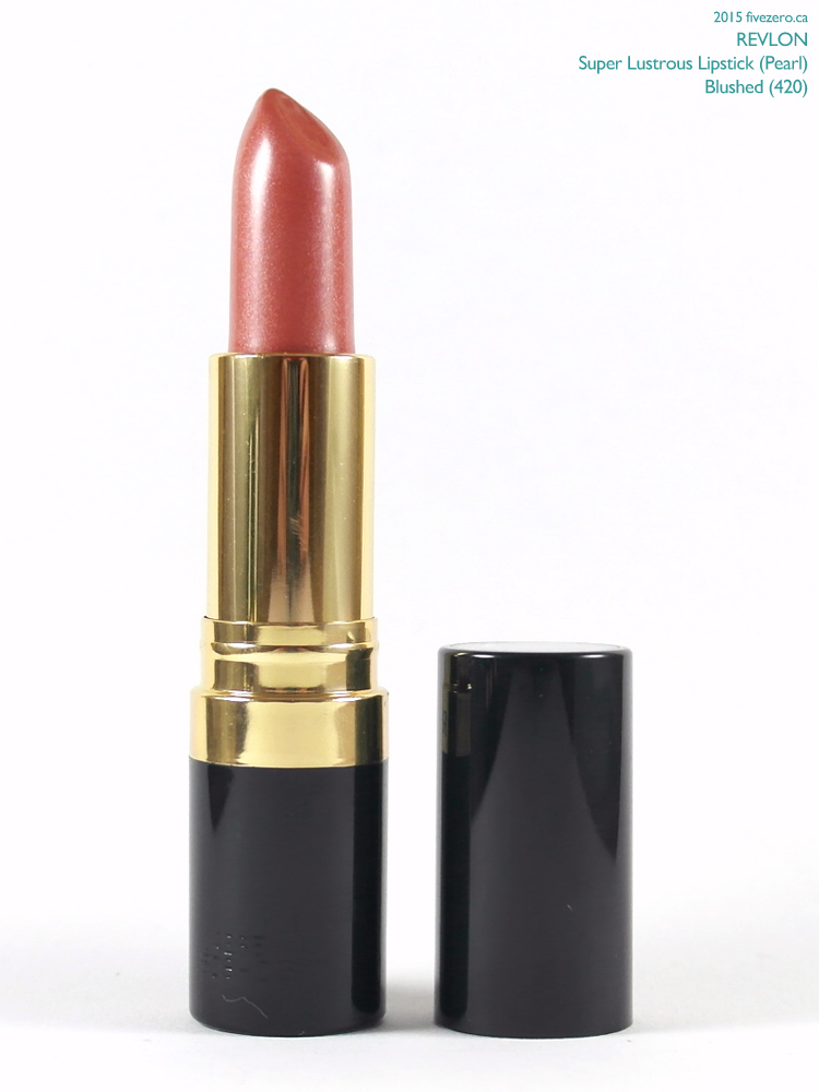 Revlon Super Lustrous Lipstick in Blushed