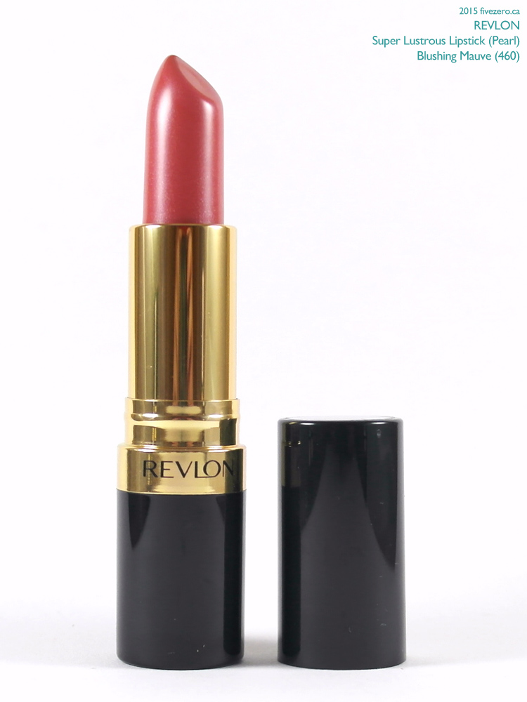 Revlon Super Lustrous Lipstick in Blushing Mauve
