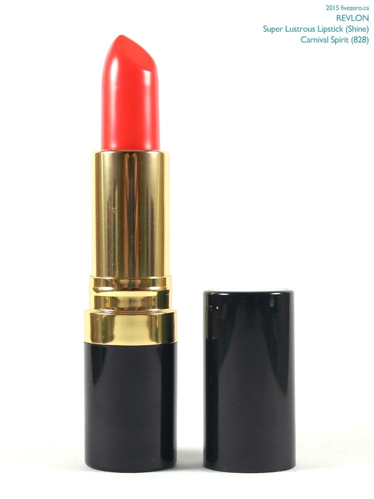 Revlon Super Lustrous Lipstick in Carnival Spirit