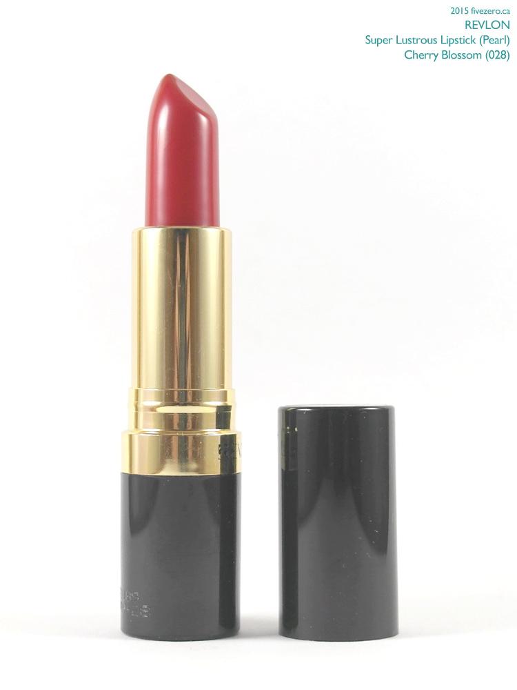 Revlon Super Lustrous Lipstick in Cherry Blossom