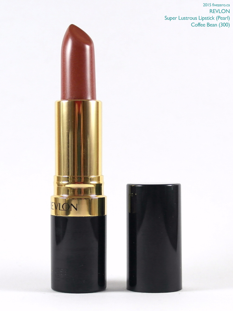 Revlon Super Lustrous Lipstick in Coffee Bean