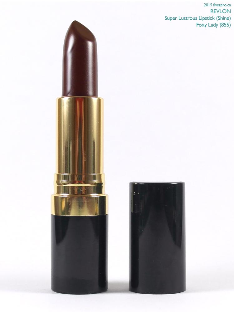 Revlon Super Lustrous Lipstick in Foxy Lady