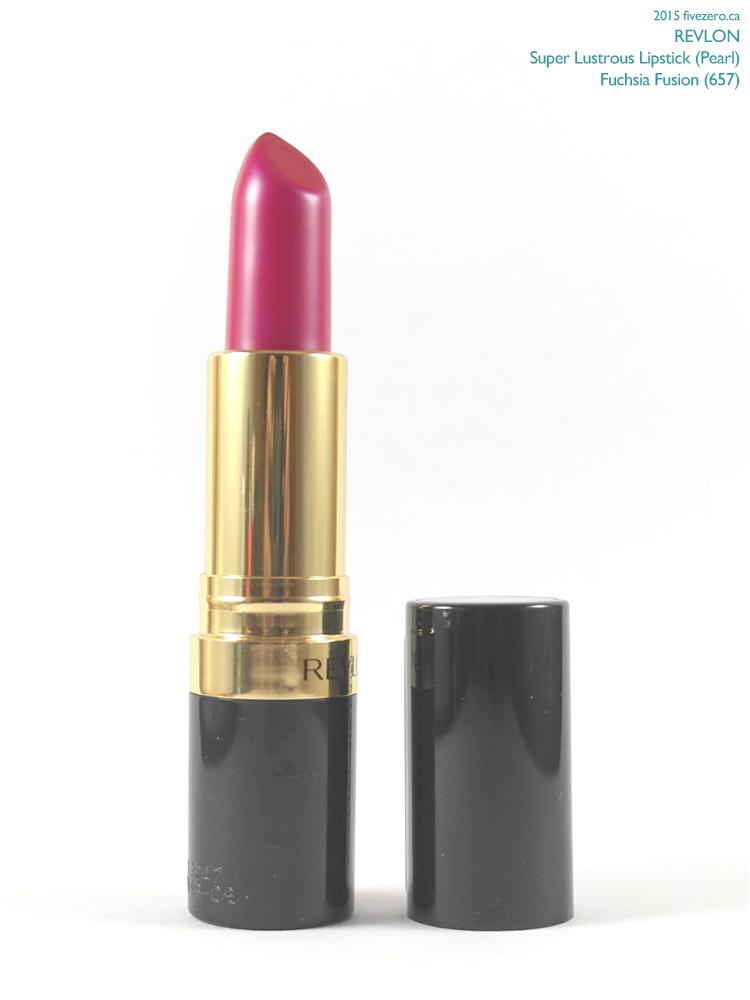 Revlon Super Lustrous Lipstick in Fuchsia Fusion