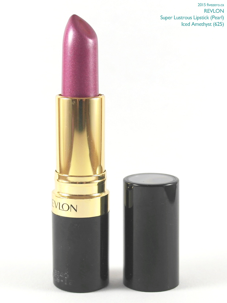 Revlon Super Lustrous Lipstick in Iced Amethyst