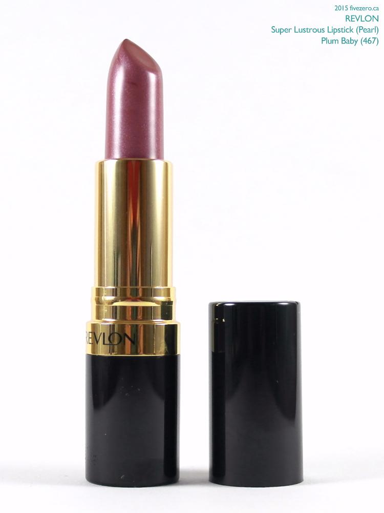 Revlon Super Lustrous Lipstick in Plum Baby