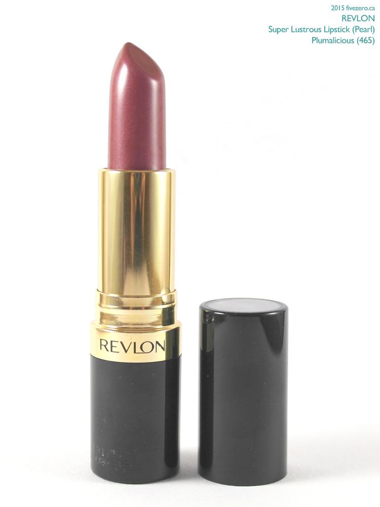 Revlon Super Lustrous Lipstick in Plumalicious
