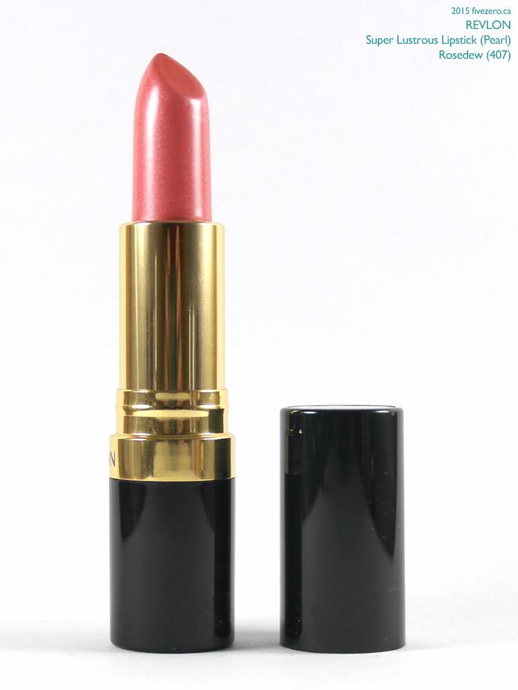 Revlon Super Lustrous Lipstick in Rosedew