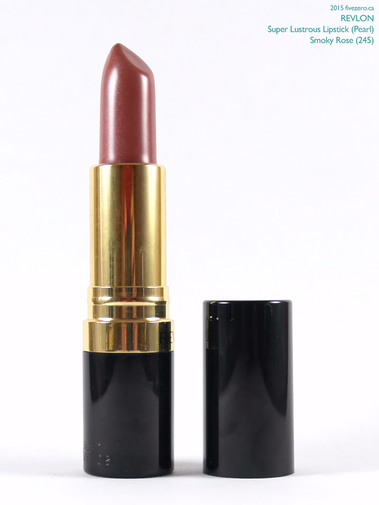Revlon Super Lustrous Lipstick in Smoky Rose