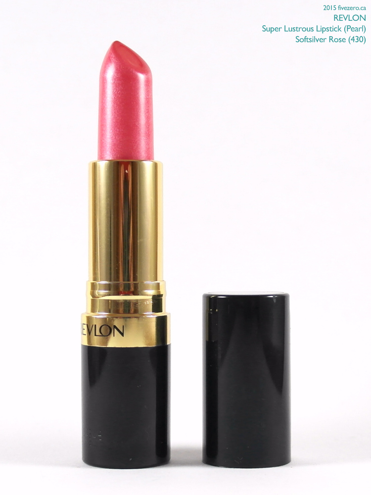 Revlon Super Lustrous Lipstick in Softsilver Rose