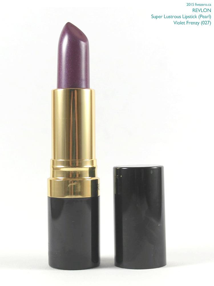 Revlon Super Lustrous Lipstick in Violet Frenzy