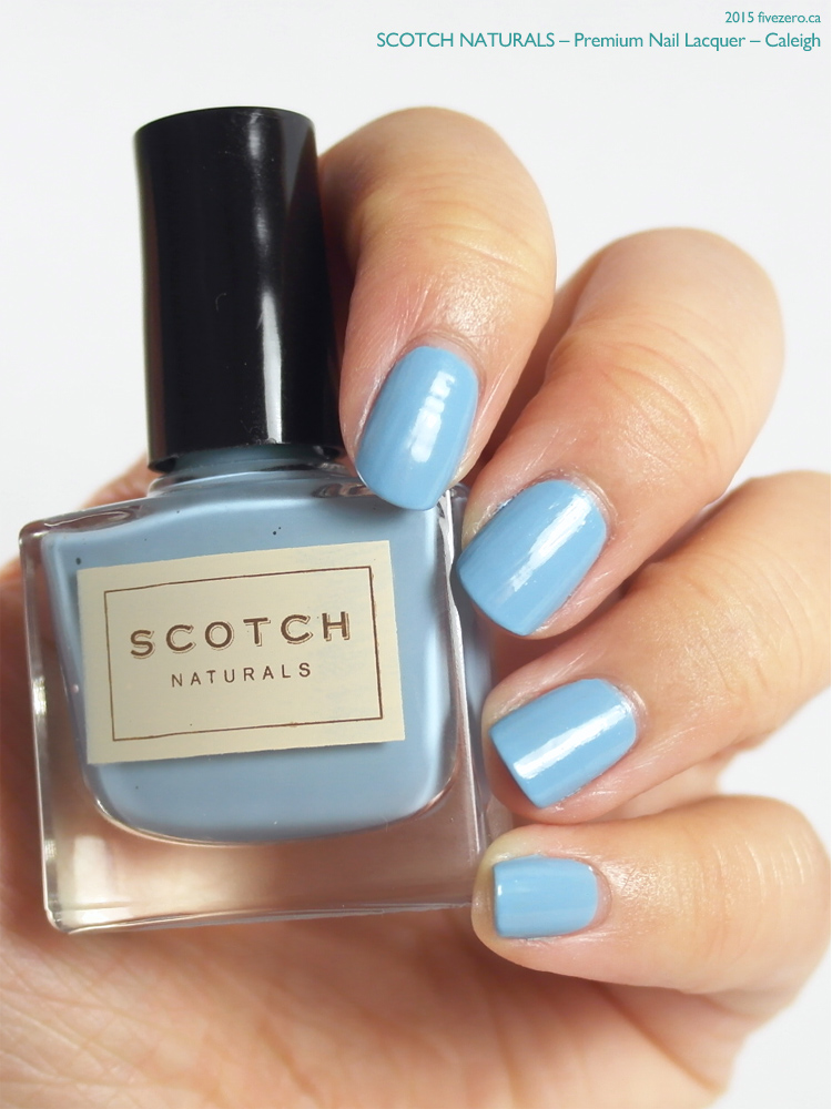 Scotch Naturals Premium Nail Lacquer in Caleigh