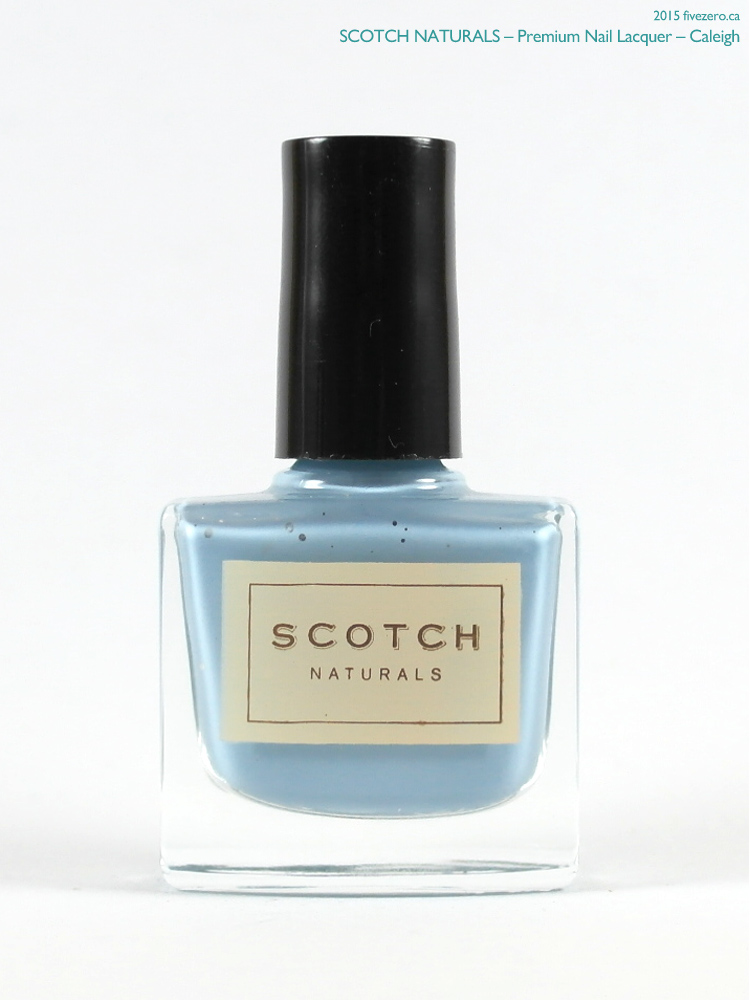 Scotch Naturals Premium Nail Lacquer in Caleigh, swatch