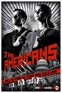 The Americans tv series