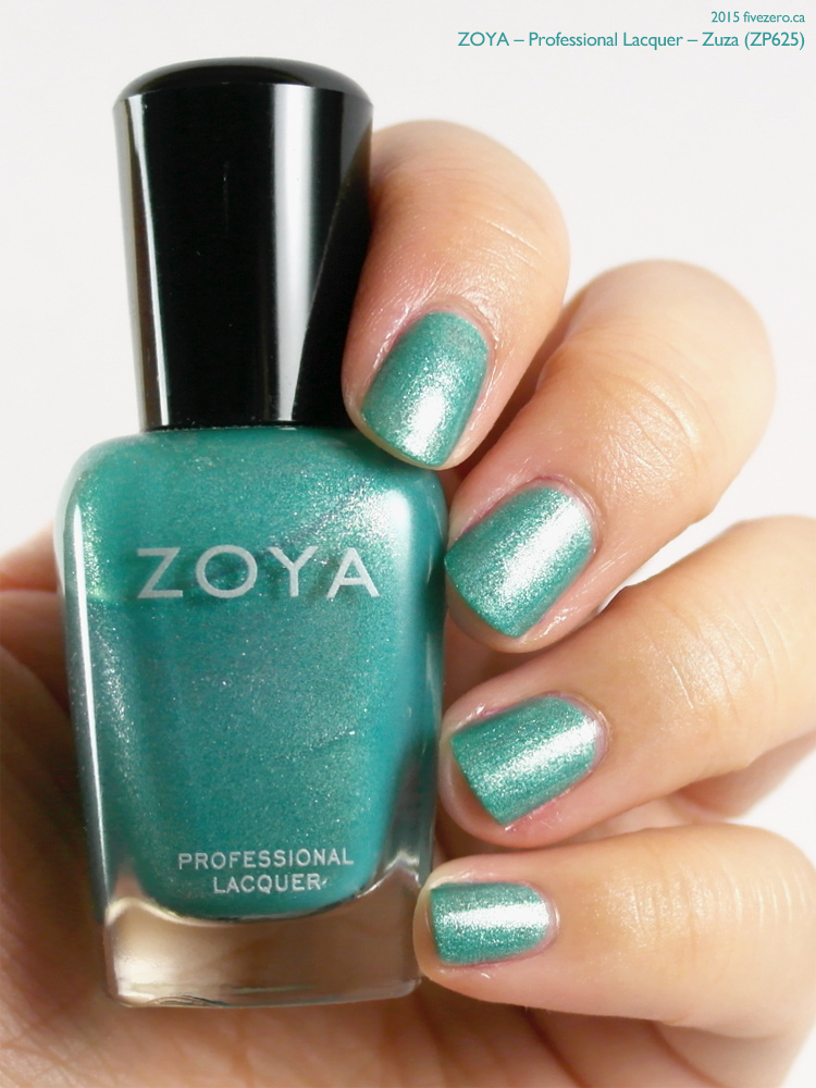 Zoya Professional Lacquer in Zuza, swatch