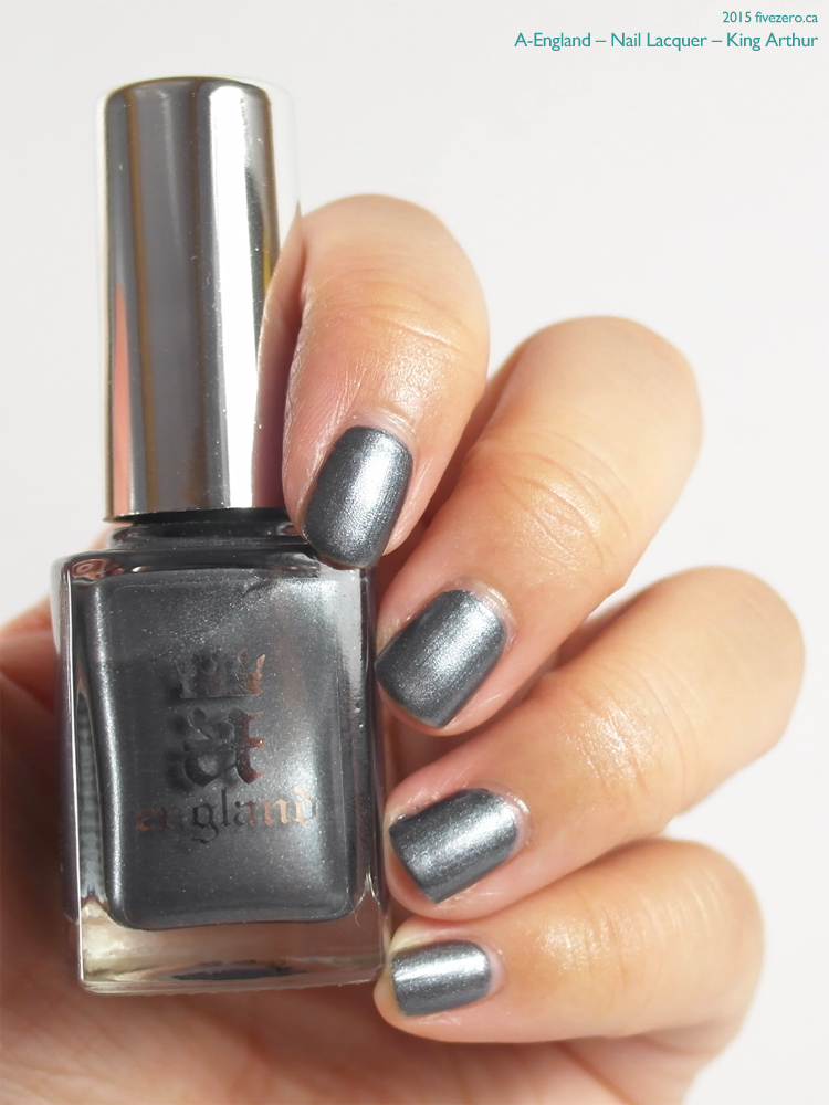 A-England Nail Lacquer in King Arthur, swatch