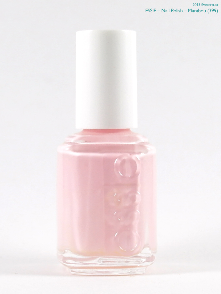 Essie Nail Polish in Marabou